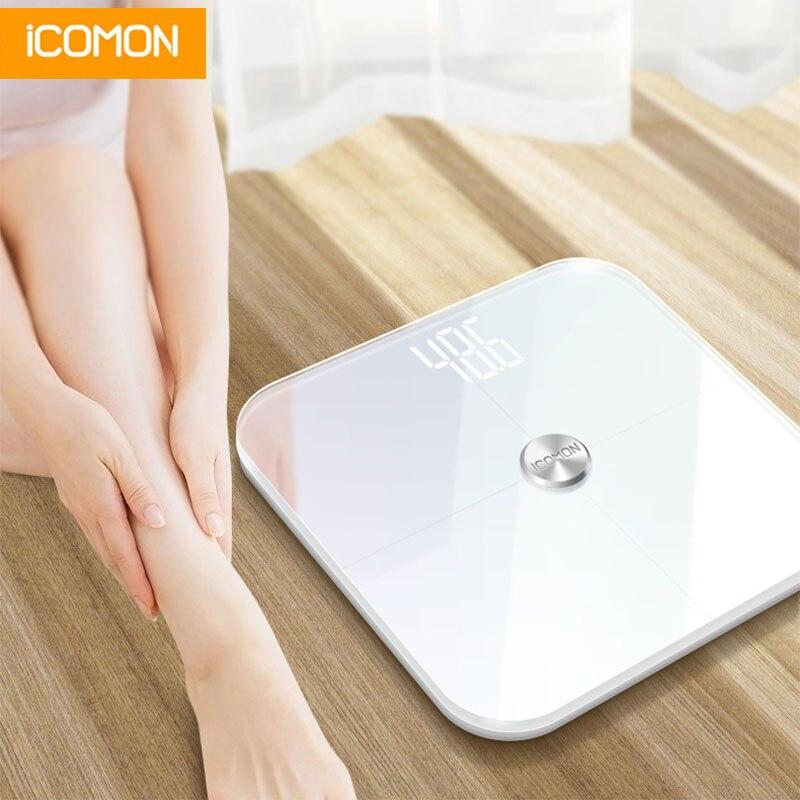 Original Pre mi um Smart Bad Körper Fett Gewicht Waagen Boden mi Körper Zusammensetzung Skala Digitale Balance Bluetooth Waage
