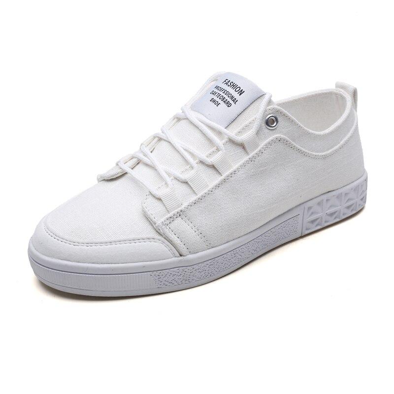 Rue blanc Des Jeunesse Occasionnelles Printemps Adulte Hommes D'été Toile Sapato gris Respirant Chaussures Mâle De Doux Sneakers Loisirs Noir Homme kaki Masculino 6wtxEARnnq