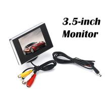 3 5 Inch Car Vehicle Overhead Monitor Color TFT HD Color LCD Monitor Rearview Monitor Screen