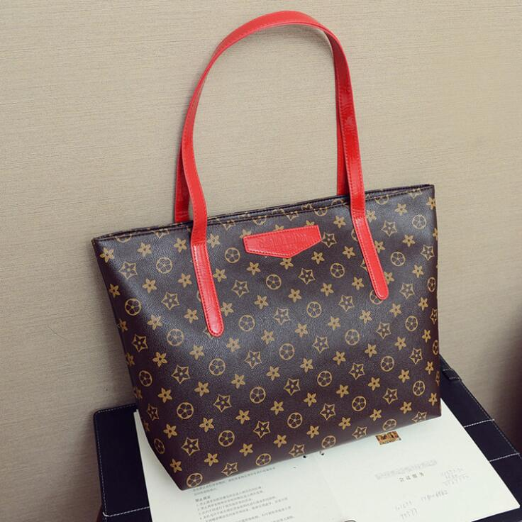 2019 Fashion New Pattern High Quality  Fashion Concise Fashion Style Restore Ancient Ways Purses And Handbags Tote Bag