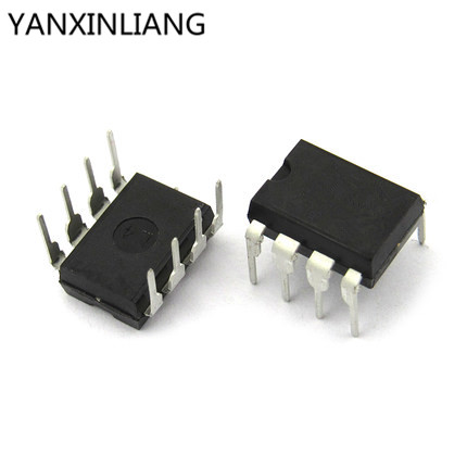 10PCS LM311P LM311 DIP8 DIP DIFFERENTIAL COMPARATORS WITH ST