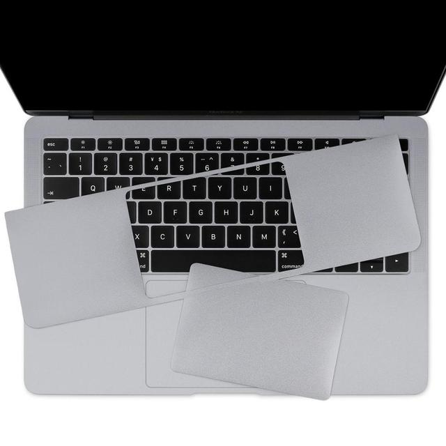2010-2012 US Version // A1369 JIN Suitable for Mac 3 in 1 MB-FB16 60 Full Keyboard Protector Film 2012-2017 Full Top Protective Film Bottom Film Set for MacBook Air 13.3 inch A1466
