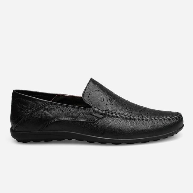 HECRAFTED Kvaliteetsed täisnahast meeste kingad