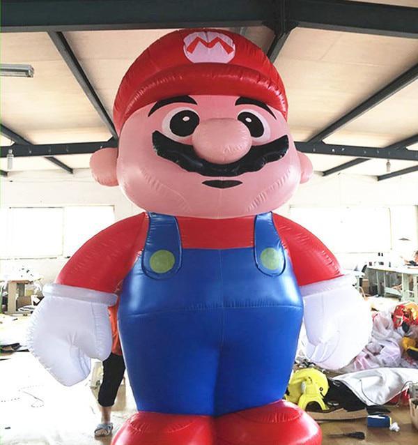 Free Shipping Inflatable Super Mario Cartoon