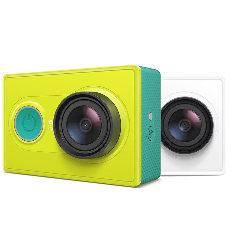 Chinese Edition Original Xiaomi YI Sports Camera Xiaoyi WiFi 3D Noise Reduction 16MP 60FPS Ambarella