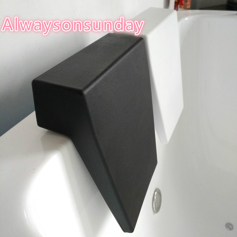 Bathtub backrest headrest -