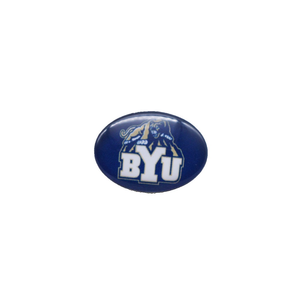 Snap Button 18mmx25mm Ncaa Byu Cougars Charms Interchangeable Buttons  Bracelet Football Fans Gift Paty Birthday Fashion
