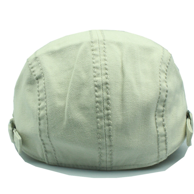 Gorra de algodón de boina de visores de moda Xthree para hombres y mujeres  gorra de sol Planas gorras boinas ajustables en Viseras de Accesorios de  ropa en ... 1b4490afdae