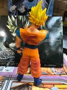 22 см Драконий жемчуг Z Goku Вегета сон Гохан экшн фигурка ПВХ Коллекционная модель игрушки brinquedos Для Рождественский подарок есть основа