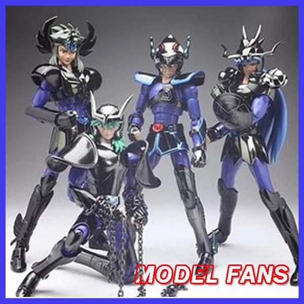 Model Fans Cs Speeding King Model Saint Seiya Andromeda Dragon