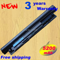 new battery for Dell Inspiron 14 3421 15 3521 14R (5421 5437) 15R (5521 5537) MR90 6Cells