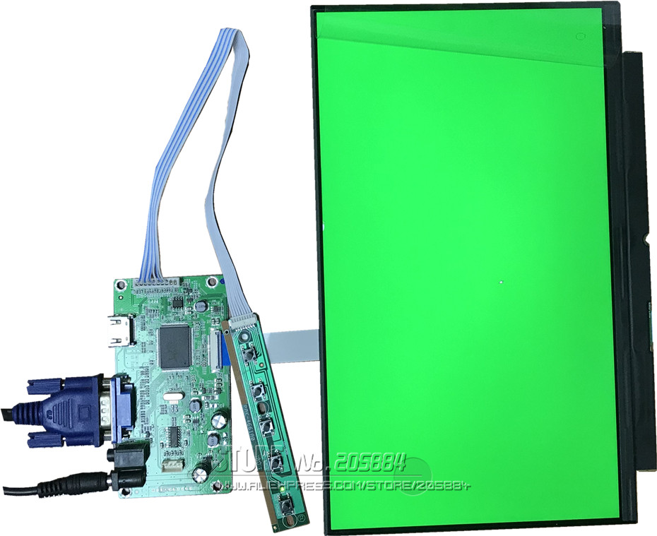 10.1-17.3 Display Suite/LCD screen display Suite