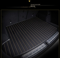 Custom speciale kofferbak matten voor Mazda 2/3/5/6 CX-5 CX-7 CX-9 CX-4 ATENZA MX-5 waterdicht duurzaam cargo tapijten tapijten