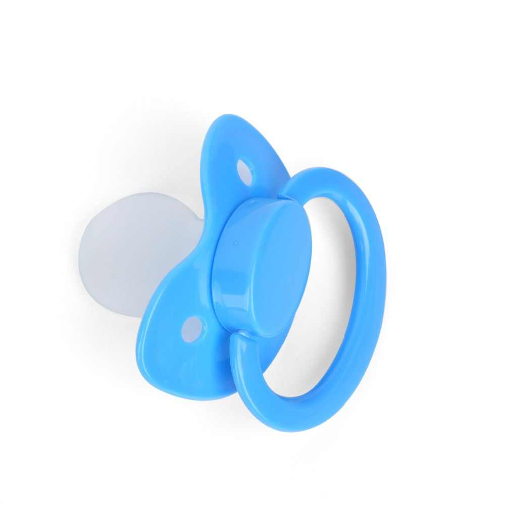 ... Big Baby Adult Pacifier Size ABDL Silicone Pacifier Adult Nipple  Sucking Christmas Gift ...