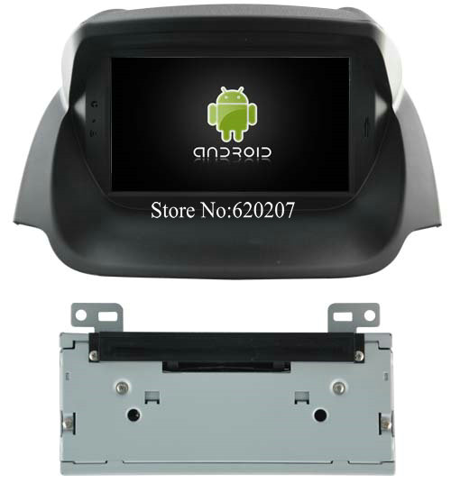 imágenes para S160 Android 4.4.4 COCHES reproductor de DVD PARA FORD ECOSPORT audio car stereo Multimedia GPS Quad-Core