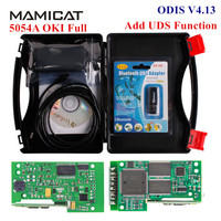 Newest ODIS V4 13 VAS5054A With Full Chip OKI VAS 5054a Bluetooth Support UDS Protocols VAS