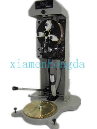 Orfèvre à l'intérieur du traceur de coupe de trou d'anneau, machines de bijoux à l'intérieur de la Machine de gravure d'anneau, une plaque de lettrage + un diamant t