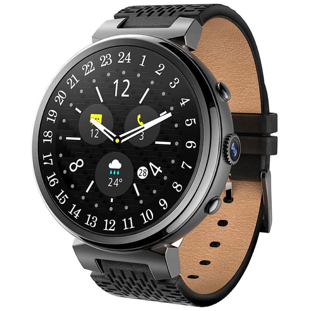 I6 Android IPX5 Waterproof WiFi Heart Rate 2GB+16GB Camera Smartwatch for Samsung Galaxy/Note, Huawei Mate/HonorI6 Android IPX5 Waterproof WiFi Heart Rate 2GB+16GB Camera Smartwatch for Samsung Galaxy/Note, Huawei Mate/Honor