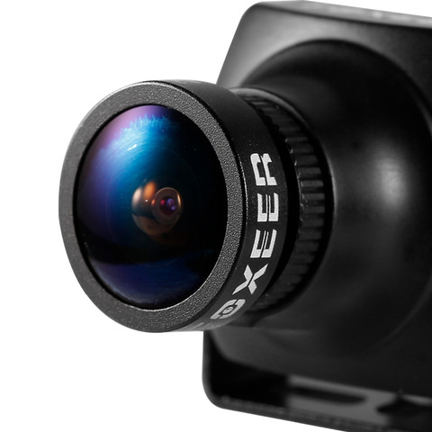 1pcs FOXEER Arrow V3 2.5mm 600TVL HAD II CCD NTSC IR Block Mini FPV Camera Built-in OSD MIC Motion Detection with Metal Case Islamabad