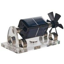 Модель магнитной левитации на солнечной батарее, левитационный двигатель мендочино, образовательная модель St41