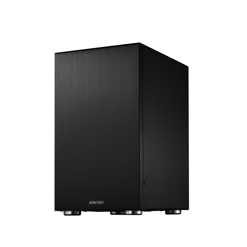 Jonsbo C3BK C3 Black HTPC Mini case computer all aluminum, USB3.0 Others C2 V4 ...