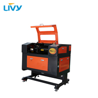 Fabric cutter 3050 60W laser engraving machine