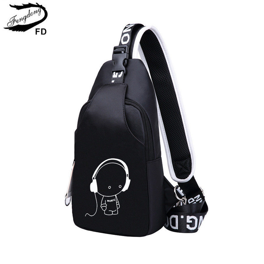 2020 Fengdong Small Crossbody Bags for Women