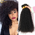 Grade 7A Mongolian Kinky Curly Hair Weave 2Bundles Deals Mongolian Kinky Curly Virgin Hair Unprocessed Human Hair Extensions