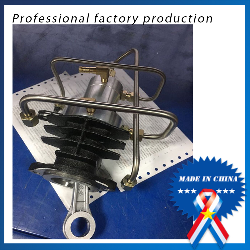 Yongheng Electrical Air Compressor Head, Cylinder and Piston and Cylinder base v2065 12 5 oil free air compressor headair compressor cylinder head exported to 58 countries belt driven air compressor head