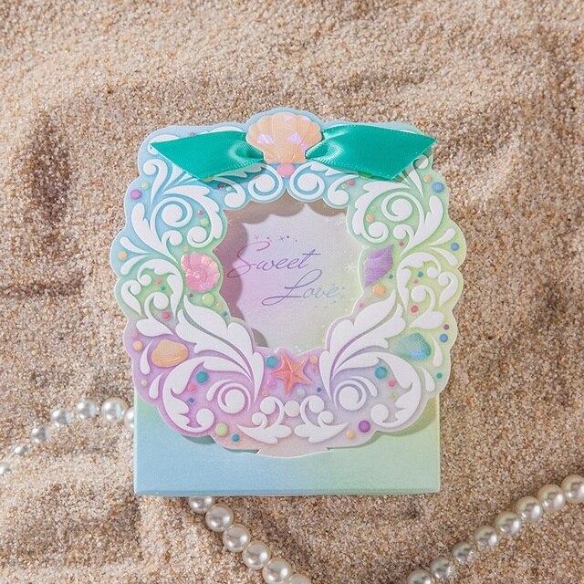 Wedding Favor Boxes 100 Pcs Hawaiian Beach Wedding Decorations