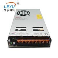 LRS 350 12 12v switching power supply ac to dc power source with metal enclosed for wholesale