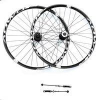 High Quality MTB Wheels 26 27 5 29 Inch Mountain Bike Wheels 32H For Disc Brakes