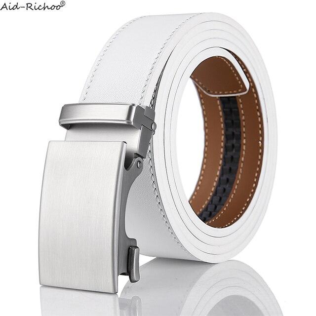 Автоматическая пряжка Off White ремни наивысшего качества для мужчин и женщин без оправы натуральная кожа красный серый поясной ремень повседневное