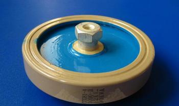 Round ceramics Porcelain high frequency machine  new original high voltage CCG81-4 1000-II 12KV 90KVA