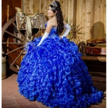 Cara&Alan 2019 Sweet 16 Ball Gown Quinceanera Dresses