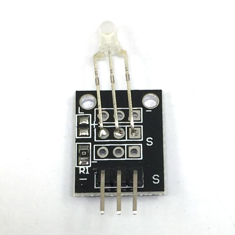10pcs/lot KY-011 5MM Dual-color LED Module