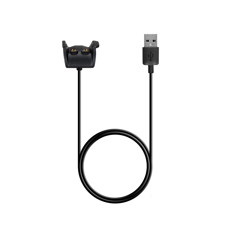 NEW USB Power Charger Cable for Garmin vivosmart HR Fast Charging Dock 1m Data Cord for Garmin VIVOSMART HR+ Approach X40 <font><b>Watch</b></font> image