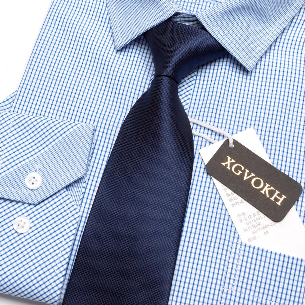 Męski krawat Formalny ślub firmowy vestidos Klasyczny pasek - Akcesoria odzieżowe - Zdjęcie 5