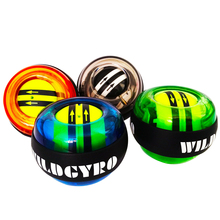 Strengthen Auto Start Power Wrist ball Super Gyro Force Muscle Relax Sport fitness Hand Ball Gym F
