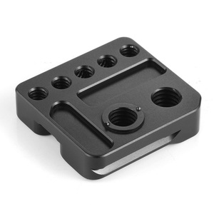 Image 3 - SmallRig Quick Release Mounting Plate for Moza Air 2 Gimbal Plate With Nato Rail and Arri Threaded Mounting Holes  2319