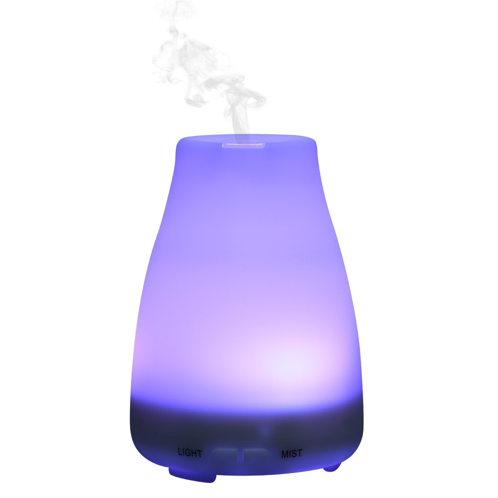 Aroma Diffuser Bottle ~ ჱultrasonic air aroma humidifier clear bottle