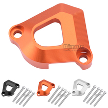 BJGLOBAL CNC Aluminum Clutch Cylinder Guard Protector Cover For KTM 1050/1090/1190 Adv,1290S Adv