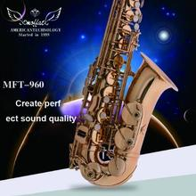 Germany Murphy original authentic midrange alto saxophone wind E flat tune brand instrument saxophone