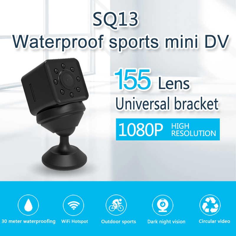 SQ13 HD wifi маленькая мини камера 1080 P видео датчик ночного видения Видеокамера микро камера s DVR регистратор движения видеокамера SQ 13