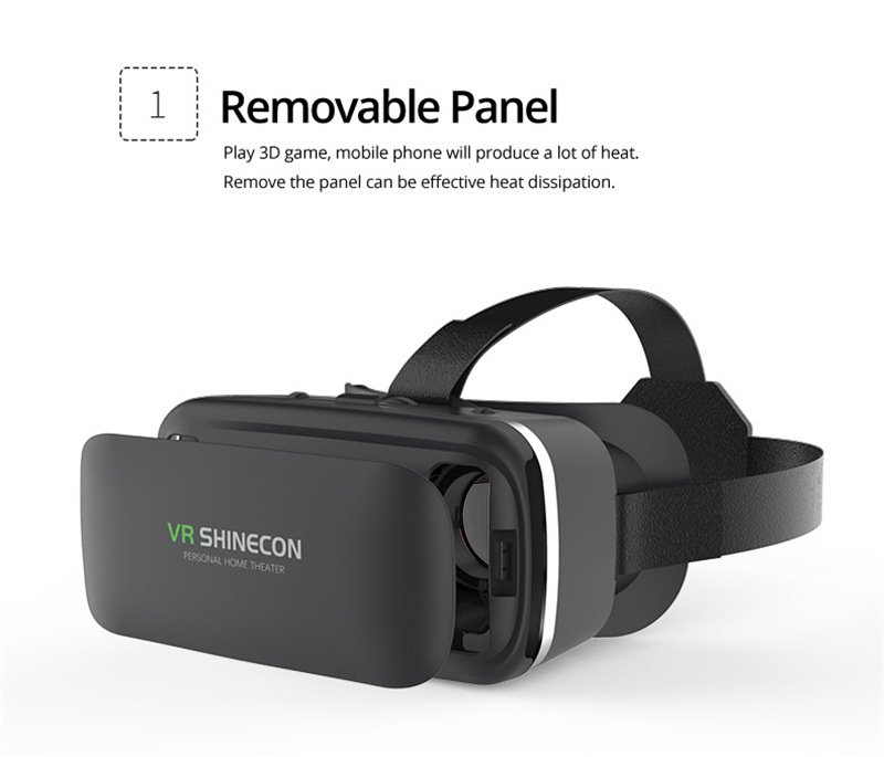 Original VR shinecon 6.0 headset version virtual reality glasses 3D glasses headset helmets smart phones Full package+GamePad Original VR shinecon 6.0 headset version virtual reality glasses 3D glasses headset helmets smart phones Full package+GamePad HTB159TgRpXXXXcuapXXq6xXFXXXR