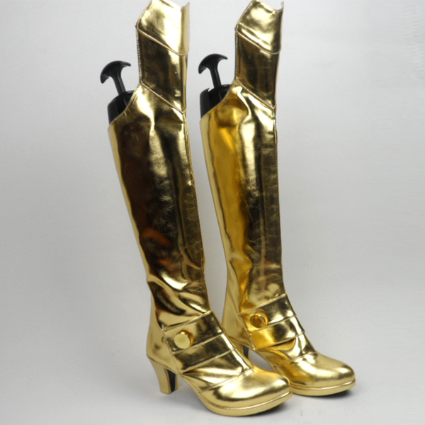 Fate Saber Nero Cosplay Boots Shoes