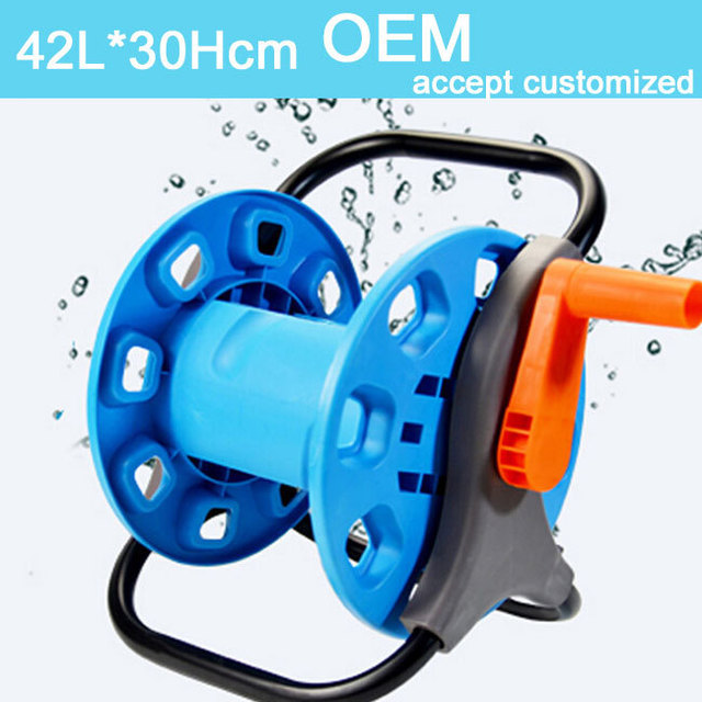Bon OEM Excellent Plastic Alloy Steel Pipe Rack Small Size Pipe Rack With Empty Hose  Reels Gun