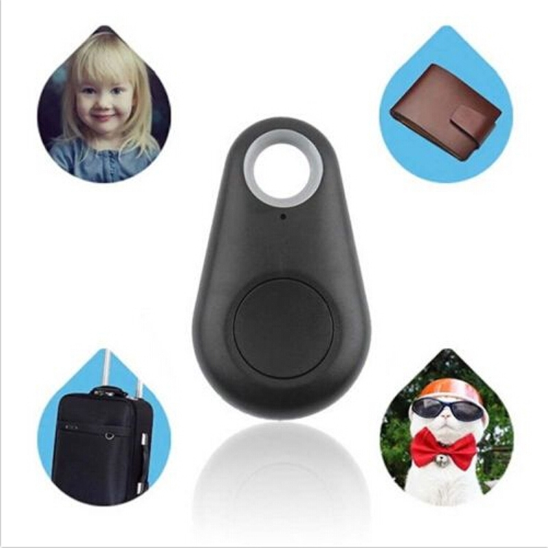 Smart Bluetooth Tracer GPS Locator Tag Alarm Wallet Finder Key Keychai