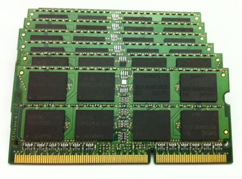 Laptop Memory Ram SO-DIMM PC2700 DDR 333 / 266 MHz 200PIN 1GB / DDR1 DDR333 PC 2700 333MHz 200 PIN For Notebook Sodimm Memoria 3