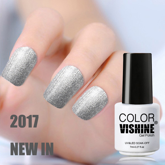 2017 Hot New Uv Led Soak Off Gel Nail Gel Polish Color Lacquer Nail